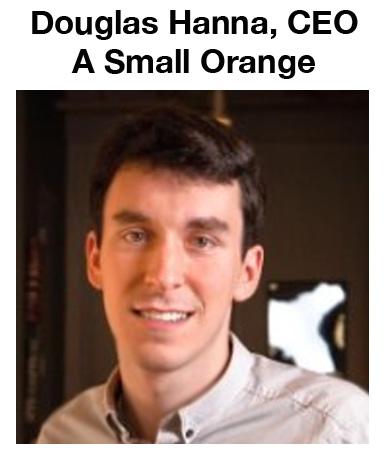 Doug Hanna A Small Orange