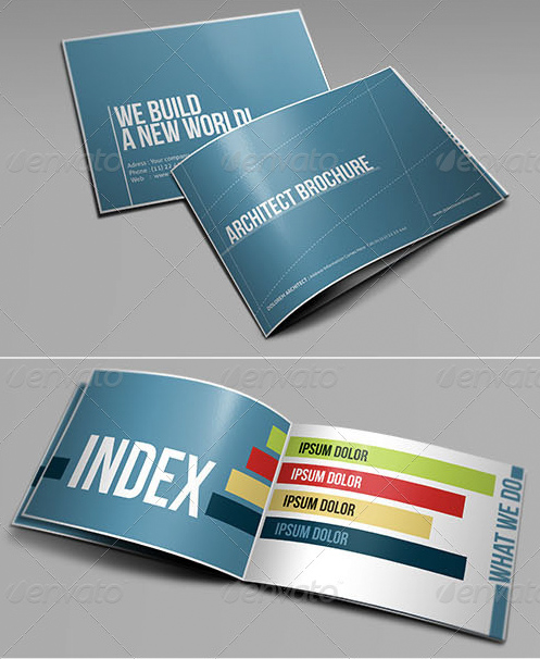 Brochure Templates - Top 25 Free and Paid Options