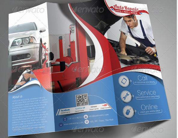 auto-repair-brochure