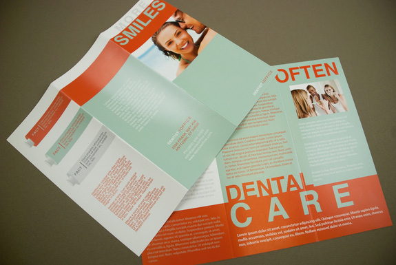 dental-care-brochure