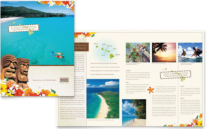 hawaii-travel-brochure