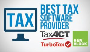 Best Tax Software Provider – TurboTax vs. H&R Block
