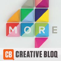 Creative Bloq - logo design inspiration