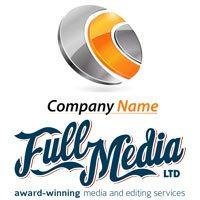 Full media - logo design inspiration