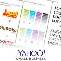 Yahoo - logo design inspiration