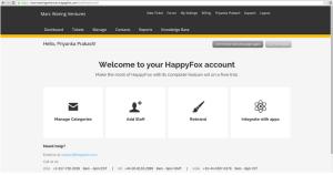 HappyFox Pricing & Reviews