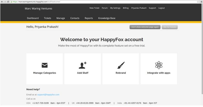 HappyfoxEase