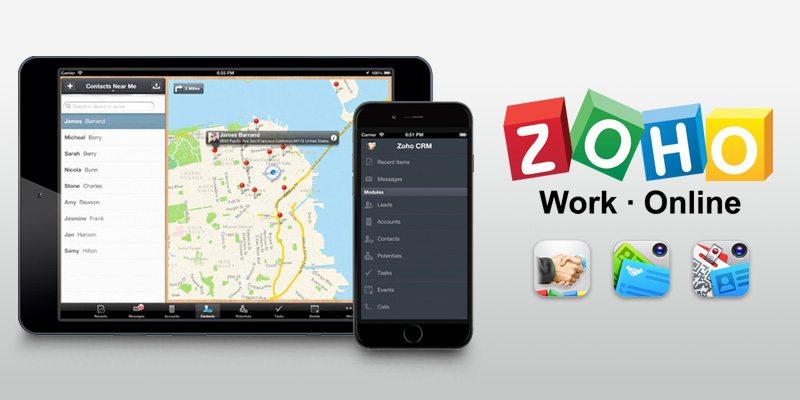 zoho-mobile