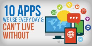 10 Small Business Apps We Use Every Day