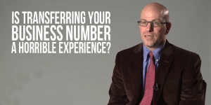 Is Transferring Your Business Number a Horrible Experience? (NO) An Interview with Ari Rabban