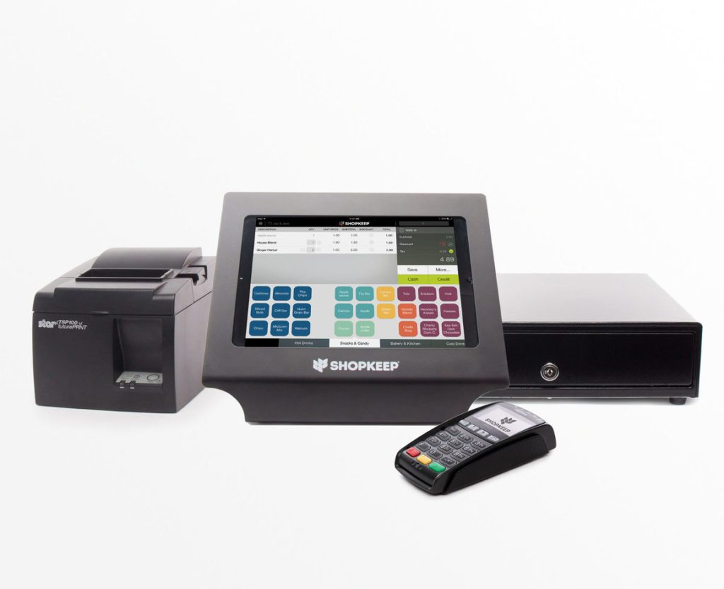 ShopKeep POS Hardware