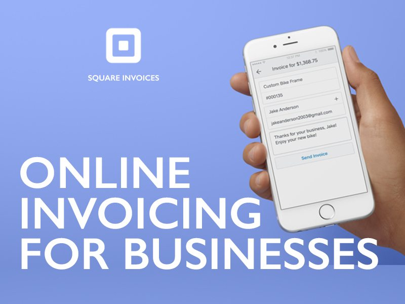 square invoice user reviews & pricing, Invoice examples