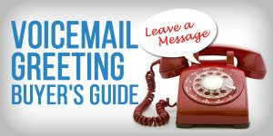 Professional Voicemail Greeting – Where To Get One