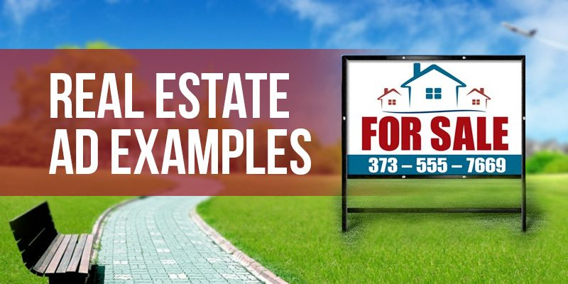 Real Estate Ads: 25 Examples From The Pros