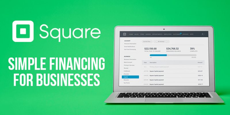 Square Capital Reviews: Affordable Merchant Cash Advances