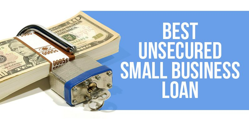 best unsecured business loans for small businesses