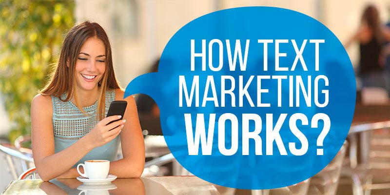 How Sms Marketing Works