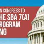 Keep the SBA 7(a) Loan Program Running