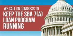 Petition: We Call on Congress to Keep the SBA 7(a) Loan Program Running