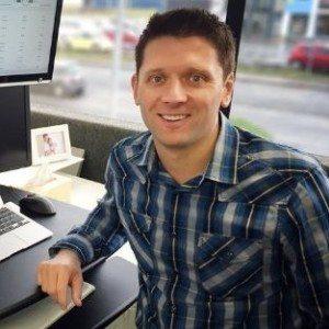 Simon Slade, CEO and Co-Founder of SaleHoo