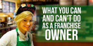 Are Franchise Owners Entrepreneurs? What You Can and Can't Do as a Franchisee