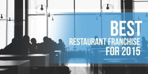 Best Restaurant Franchises, 2015: Our Five Top Opportunities for Restaurant Franchises