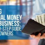 Using Personal Money to Fund a Small Business
