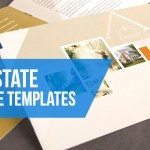 best real estate brochure templates