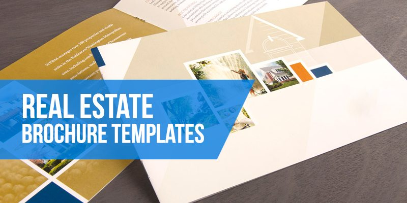 real estate brochure design templates - top 25 real estate brochure templates to impress your clients