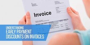 Understanding Early Payment Discounts on Invoices