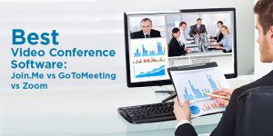 Best Video Conference Software: Join.Me vs GoToMeeting vs Zoom