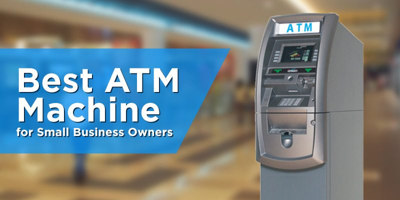 atm machine for