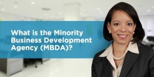 What is the Minority Business Development Agency (MBDA)?