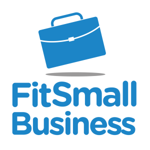 Fit Small Business square logo