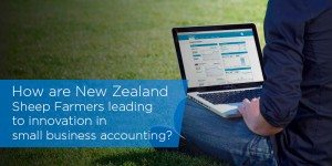 What do New Zealand sheep farmers know about innovative accounting? An interview with Xero's Russell Fujioka