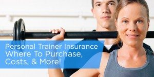 Personal Trainer Insurance: Cost, Where to Purchase, and More