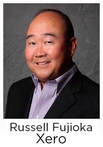 Russel Fujioka interview, Xero US President
