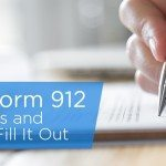SBA Form 912 step by step instructions