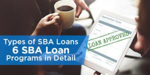 Types of SBA Loans: 6 SBA Loan Programs in Detail