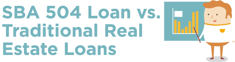 SBA 504 Loan vs Traditional Real Estate Loan