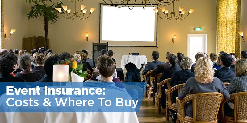 event insurance costs coverage more