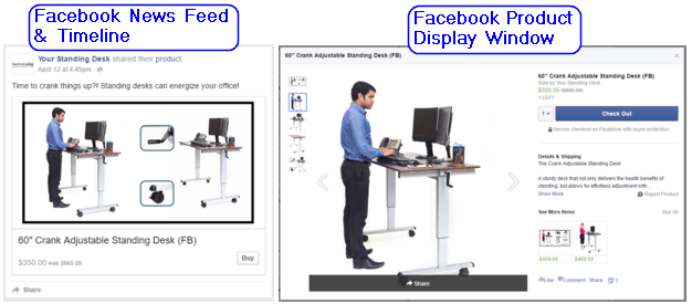 Facebook Image Sizes Selling with Shopify