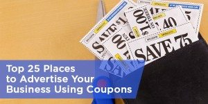 Top 35 Coupon Advertising Ideas From the Pros