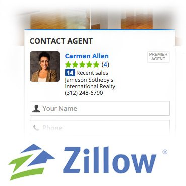 Real Estate Ads: Zillow