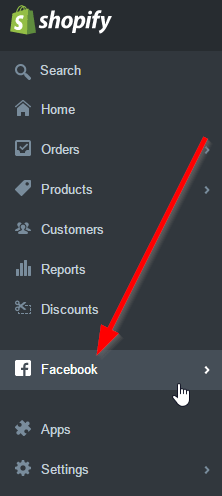Facebook Store Using Shopify