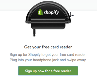 Shopify Card Swiper