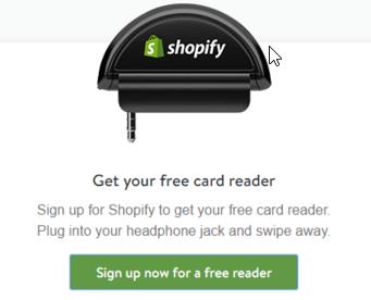 Shopify Card Swiper