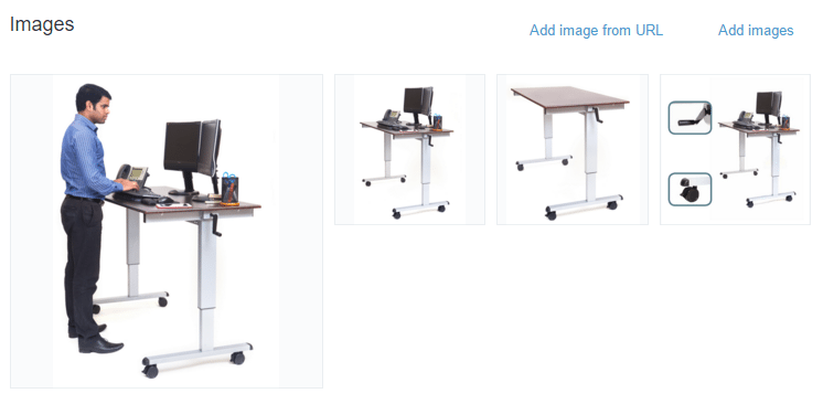 Shopify Product Images