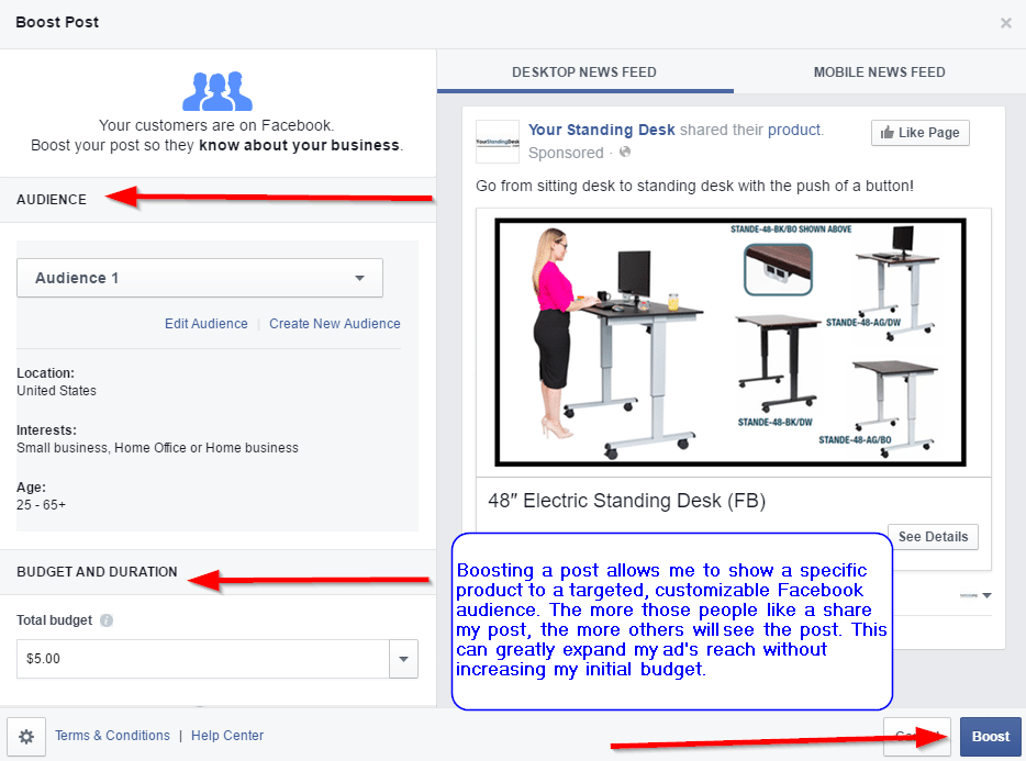 Sell on Facebook and Advertise Products on Facebook
