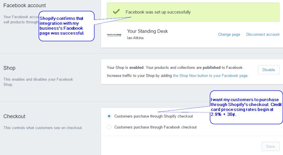 Using Shopify's Checkout